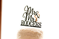 Mr & Mrs Rodgers